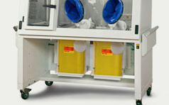 Shielded Nuclear Pharmacy Isolators