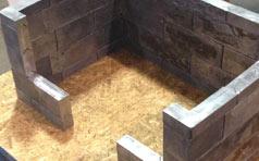 Lead Brick Cave